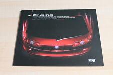 135065) Fiat Croma - Farben & Polster - Prospekt 06/2005