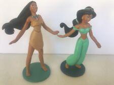 Disney Princess figurines Pocahontas Jasmine Disney Parks disneyworld