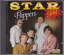CD / Star Gold Die großen Erfolge von den Flippers / Karussell 517 001-2