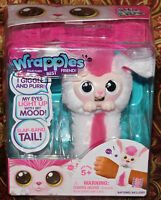 LITTLE LIVE Wrapples Bonnie Pink White NEW IN PACKAGE Sealed Toy Gift