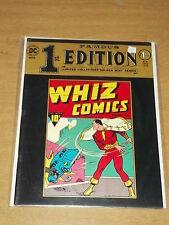 DC FAMOUS 1ST EDITION WHIZ COMICS TREASURY VF (8.0) US COPY 1974