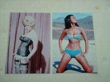 CARRY ON FILMS FEMALE GIRLS SEXY HOT JOB LOT SET 10 COLOUR 6 X 4 PHOTOGRAPHS