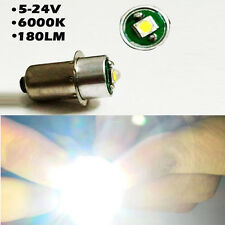 1X CREE Flashlights Bulb LED P13.5S 3W DC5-24V 180LM Replacement for Torch Light