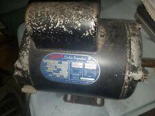 DOERR 1 HP 3450 RPM 110/220 Single Phase Motor (^929)