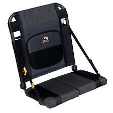 SitBacker Adjustable Canoe Seat Boat Chair Bench Fold Pad Backrest Portable