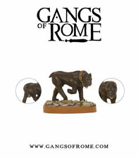 Gangs of Rome Fierce Mastiff War Banner Footsore Miniatures WBGOR107