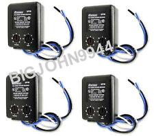 Four Pack X10 PRO XPFM Inline Fluorescent/Appliance Module Same as Leviton 6375