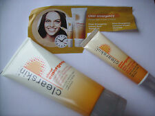 AVON CLEARSKIN CLEAR EMERGENCY INTENSIVE CREAM CLEANSER & INSTANT SPOT TREATMENT
