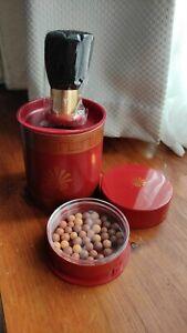Brand new original Avon Arabian Glow bronzing pearls gift set w kabuki brush