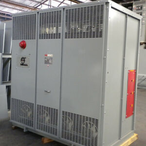 FEDERAL PACIFIC TRANSFORMER PAC2000/2667 KVA 12470 PRIMARY 480Y/277 SECONDARY