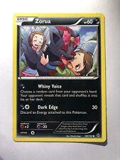 Zorua Breakthrough Pokemon Card 90/162