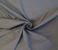 25 Metres Laura Ashley Sapphire Canvas Curtain & Upholstery Weight Fabric