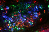 300 LED 8 Modes Christmas Xmas Tree Fairy String Lights Outdoor Indoor UK Plug