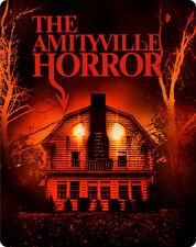 The Amityville Horror 1979 Blu-ray Steelbook Region B
