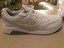 F15 New Balance White Sports Shoes - Brand New - Size 13 2e