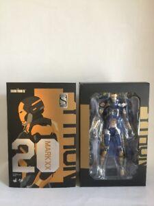 Hot Toys Sideshow Exclusive IRON MAN MARK 20 XX PYTHON 1/6 Scale MMS248 New Mint