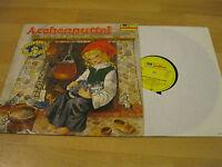 LP Aschenputtel Daumesdick Der Trommler Brüder Grimm Vinyl Auditon 6.23399 AD