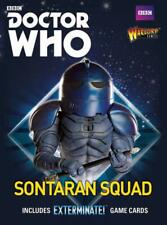 SONTARAN SQUAD - DR WHO - WARLORD GAMES - EXTERMINATE -
