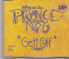 Prince-Gett Off cd maxi single