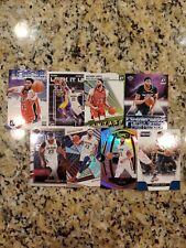 2016-19 Anthony Davis NBA Lot (8)- Optic, Select Silver- Pelicans & Lakers