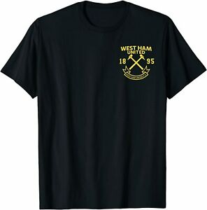 West Ham United Chest Crest T-Shirt