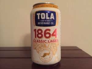 OCOC - empty beer can from Tortola: 1864 (READ DESCRIPTION)