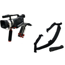 Pro XF405 shoulder support + strap for Canon S1-S XF400 XF305 XF300 XF205 XF200