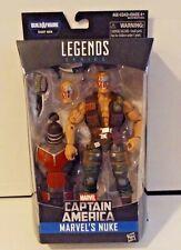 Marvel Legends Series Captain America BAF Giant Man Marvel's Nuke New MISB