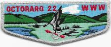 S10b Octoraro Lodge 22 Order of the Arrow OA Flap Boy Scouts of America BSA