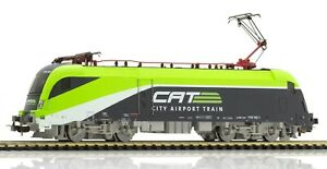 "New! Piko 57925 HO Scale DC ""Taurus"" Rh 1116 E-lok of the ÖBB City Airport Train"