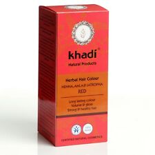 Khadi Herbal Natural Hair Colour Henna Amla & Jatropha 100g