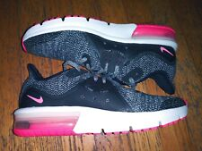 Running Shoes Nike Air Max (GS) 922885-001 Girls Size 5.5/ Women's size 7