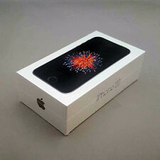 New Sealed In Box Apple iPhone SE 128GB Space Gary (AT&T) Smartphone
