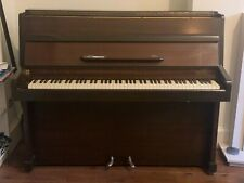 More details for high-quality, british made upright piano for sale