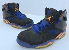 size 40 01061 d15ee Used Nike Air Jordan Flight Club 91 555475-046 Basketball Shoes Men Size 8  Retro