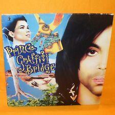 "1990 WARNER BROS. PRINCE - GRAFFITI BRIDGE 12"" LP DOUBLE ALBUM VINYL RECORD"