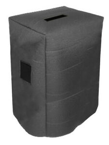 """Audiokinesis TC-115 (Version 4) Cabinet Cover - Black, 1/2"""", by Tuki (audk009p)"""