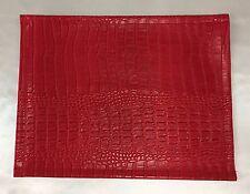 Vinyl, Red gator,15x15, Sofa, Loveseat, Chaise, RV Cover, Headrest, arm rest