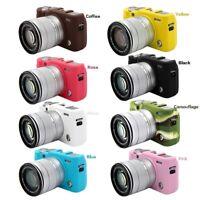 Silicone Gel Rubber Camera Case Cover for Fujifilm XA3X-A3 X-A10 XA10 X-A5 X-A20