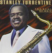 Stanley Turrentine The Best Of Mr.T. CD NEW SEALED Jazz Freddie Hubbard