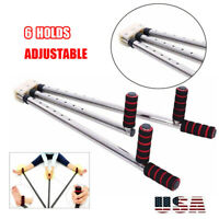 3 Bar Heavy Duty Leg Stretcher Stretching Machine Martial Arts Yoga Legs Stretch