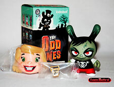 Ghoulie Jill - The Odd Ones by Scott Tolleson x Kidrobot Dunny Series New