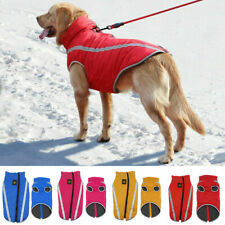 Cold Winter Dog Pet Coat Jacket Warm Outfit Clothes for Small Medium Large Dogs