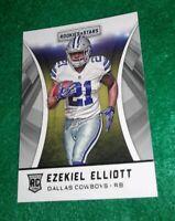 2016 Rookie & Stars, Ezekiel Elliott RC #186 Dallas Cowboys