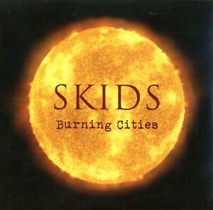 "The Skids ""Burning Cities"" CD"