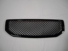 Front Black Grille 2006-2007 DODGE CALIBER, GRZT-CLB-0607-BK, (Fits Dodge)