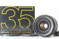 [Near MINT] Contax Carl Zeiss Distagon T* 35mm F/2.8 MMJ MF Lens C/Y JAPAN #B034