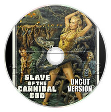 The Mountain (Slave) of the Cannibal God (1978) UNCUT Horror Movie / Film on DVD
