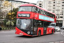 LT90 LTZ 1090 LONDON UNITED NEW ROUTEMASTER 30TH DEC 2017 6x4 London Bus Photo