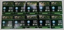 Yamaha WR250F / WR250R / WR250X (2009 to 2017) HifloFiltro Oil Filter (HF140)x10